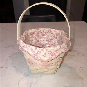Longaberger Horizon of Hope Basket